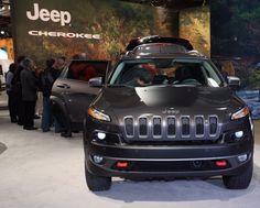 2014 Jeep Cherokee #Jeep #Cherokee #Rvinyl =========================== http://www.rvinyl.com/Jeep-Accessories.html