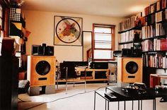 Some people are into sound, not just collecting music....what can I say, what he says, I say the same, beautiful !