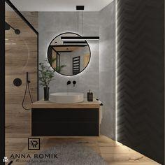 Washroom Design, Bathroom Design Luxury, Bathroom Design Small, Loft Bathroom, Bathroom Layout, Basement Bathroom, Bad Inspiration, Bathroom Inspiration, Contemporary Bathrooms