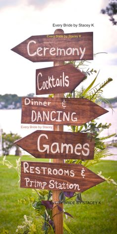 Wedding Signs - We need this. wedding reception by EveryBride, $55.00