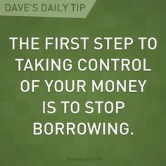 Spending Smart: Dave Ramsey - The Journey of Parenthood. Saving Tips, Saving Money, Dave Ramsey Debt Snowball, Dave Ramsey Quotes, Financial Peace, Extreme Couponing, Ways To Communicate, Frugal Tips, Debt Payoff