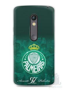 Capa Capinha Moto X Play Time Palmeiras #5
