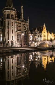 Looking for things to do in Belgium? Put Ghent on the top of the list.