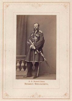 Imperial Russia Tumblr-Mikhail Nikolaevich