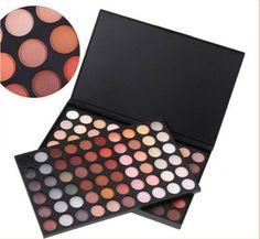 Warm & Cool Eyeshadow Palette