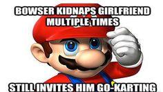 #Mario #funny #lol #lmao #lmfao #hilarious #laugh #laughing #tweegram #fun #friends #photooftheday #friend #wacky #crazy #silly #witty #instahappy #joke #jokes #joking #epic #instagood #instafun #funnypictures #haha #humor