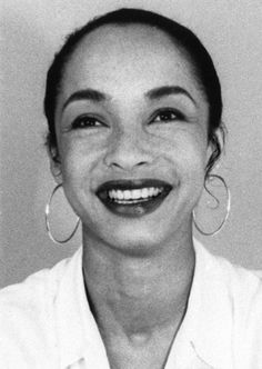 That gorgeous smile. Quiet Storm, Marvin Gaye, Classic Beauty, Timeless Beauty, Easy Listening, Sade Adu, Diamond Life, Smooth Jazz, Female Singers