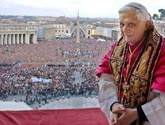 El papa Benedicto XVI renunciará al Pontificado - RTVE.es. Toda la información: http://www.rtve.es/n/607716.shtml