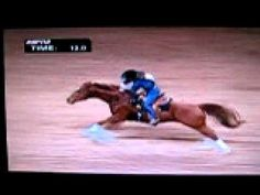 NFR 2006 round 7 Brandie Halls arena record 13.52- I cannot get over that last turn and the run home! WOW