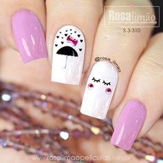 Love Nails, Pretty Nails, Fun Nails, Mani Pedi, Manicure And Pedicure, Nail Designs Spring, Nail Art Designs, Pink Nail Art, Latest Nail Art