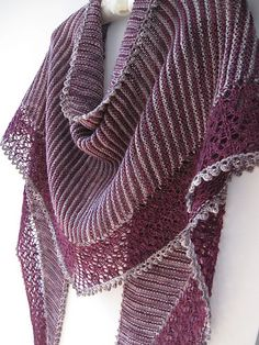 Ravelry: fisherwomanknits' T & T Beaded Taygete - Taygete pattern by Rosemary (Romi) Hill
