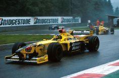 Damon Hill- Jordan