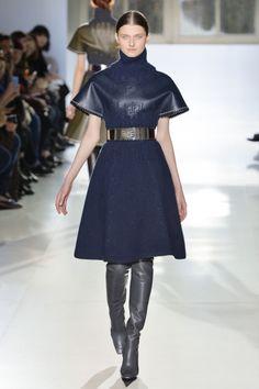 Défile Balenciaga Prêt-à-porter Automne-hiver 2014-2015 - Look 19