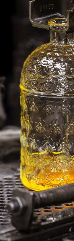 The honey bottle