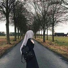 Hijab Niqab, Muslim Hijab, Hijab Chic, Mode Hijab, Modest Fashion Hijab, Modern Hijab Fashion, Casual Hijab Outfit, Muslim Girls, Muslim Women