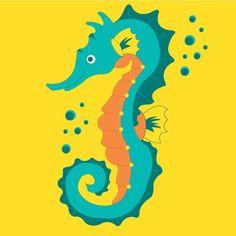 Seahorse Designed by: Jason Orlando