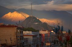 from Lhasa with light