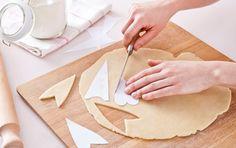 Wycinanie ciastek - Szkółka | Dr.Oetker