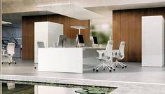 Mobiliario de oficina operativo en Barcelona | ADEYAKA BCN
