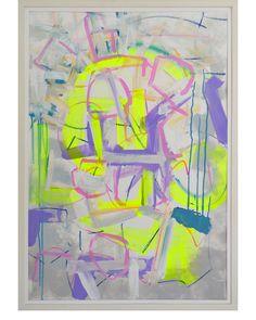 """Neon Graffiti"" by Allison Meyler""Neon Graffiti"" by Allison Meyler"
