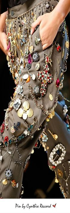 Dolce & Gabbana | SS 2017 | cynthia reccord