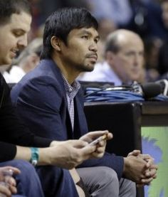 THIS is the best (CUT THE BS) article I've read on the subject. On a personal note my feelings on Mayweather haven't changed ...he's still a douche. Manny Pacquiao has repeatedly said he wants to fight Mayweather. (AP)
