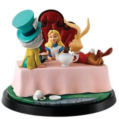 Border Fine Arts Alice In Wonderland Figurine Out Now | | DisKingdom.com | Disney | Marvel | Star Wars - Merchandise News