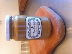 Belgian mustard from a tiny shop in Ghent. Best mustard ever.