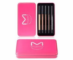 MACQUEEN Strong Waterproof Quick Dry Gel Eyeliner Makeup 5 Color Pencil 5pcs #MacqueenNewyork