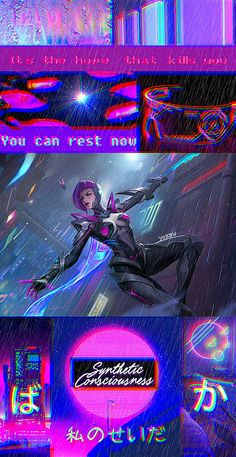 Cyberpunk Aesthetic, Gaming Wallpapers, Mobile Legends, Purple Rain, Claws, Aesthetic Wallpapers, Icons, Movie Posters, Purple