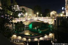 #Ljubljana: Touring Slovenia's Capital City #Slovenia