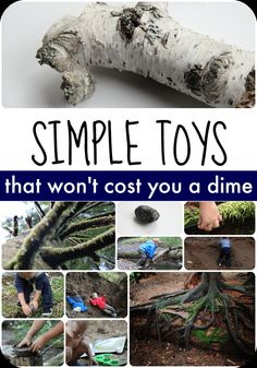 Simple Toys for Kids – Natural Playground İdeas Montessori Activities, Toddler Activities, Learning Activities, Kids Learning, Toddler Preschool, Toddler Toys, Kids Toys, Montessori Toddler, Natural Playground