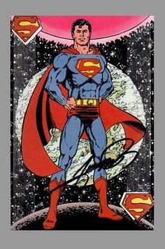 Superman by George Perez