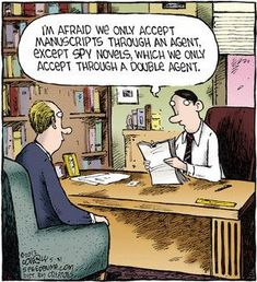 Submitting to a publisher