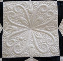 Clover PDF Template, one of many from GreenFairyQuilts, each only $1.95