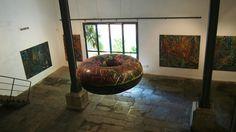 #art #galerry #czechrepublic #ottoplacht #egonschieleartcentrum