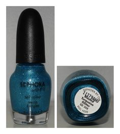 Sephora by OPI Blasted Turquoise Glitter
