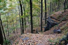 High Rocks Park, Bucks County, Pennsylvania