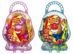For Joseph!   Playskool Mr. Potato Head Silly Suitcase by Hasbro - $25.95