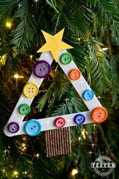 Image result for homemade christmas decorations for kids
