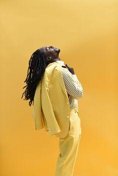 Primary: Yellow