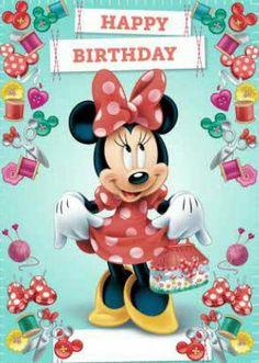 The Number Happy Birthday Meme Disney Birthday Wishes, Happy Birthday Disney, Happy Birthday Pictures, Happy Birthday Messages, Happy Birthday Quotes, Happy Birthday Greetings, Birthday Love, Image Mickey, First Birthday Decorations