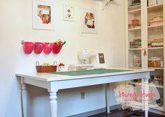 Home Organization Challenge: Sewing Studio