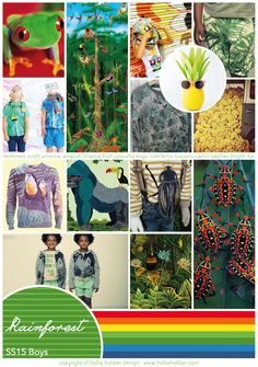 Boys Tropical Trend, the perfect kids trend for this Summer Season - Write On Trend