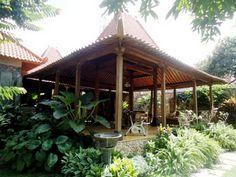 Minimalist House Design Idea from Central Java Indonesia for Terrace Ideas