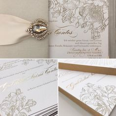 "Stationery & Floral Design on Instagram: ""My gold and ivory 50th birthday invitation with letterpress and gold foil for the ultimate luxury finish. Designed and created by…"" 50th Birthday Invitations, Gold Foil, Letterpress, Floral Design, Stationery, Ivory, Create, Instagram, Luxury"
