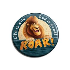 Roar Buttons - Pack of 30 - Roar VBS by Group