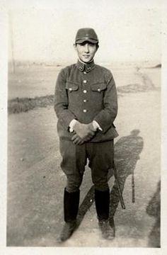 WW2 Japanese Soldier sailor NAVY PHOTOGRAPH original great ...