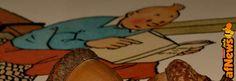 Cip e Ciop con Tintin - http://www.afnews.info/wordpress/2016/07/23/cip-e-ciop-con-tintin/