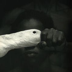 © MARIO CRAVO NETO - Odé 1989 - http://www.edelmangallery.com/neto.htm